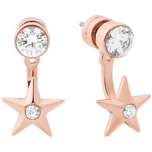 Michael Kors Celestial Rose Gold-Tone Stud Earrings - Product number 8117381