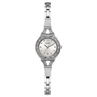 Guess Ladies' Stainless Steel Bracelet Watch - Product number 8119538