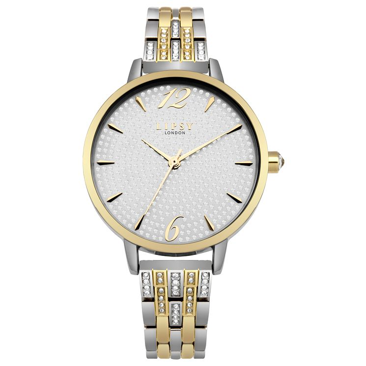 Lipsy Ladies' Two Tone Bracelet Watch - Product number 8120307