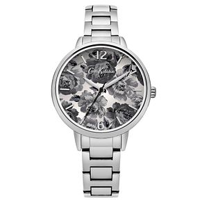 Cath Kidston Ladies' Stainless Steel Bracelet Watch - Product number 8120463