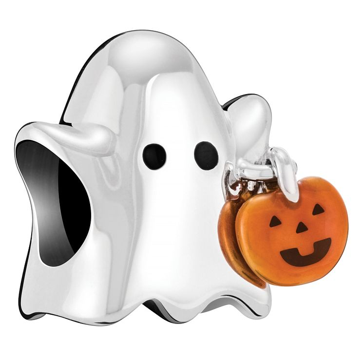 Chamilia Sterling Silver Trick Or Treat Ghost - Product number 8128073
