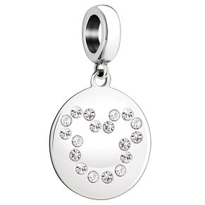 Chamilia Disney Classics Sparkling Mickey Charm - Product number 8128243