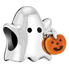 Chamilia Sterling Silver Trick or Treat Ghost - Product number 8128545
