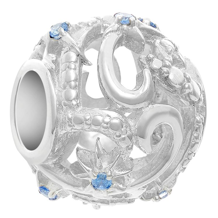 Chamilia Sterling Silver Frost Treasure Bead - Product number 8128685