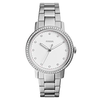Fossil Neely Ladies' Stainless Steel Bracelet Watch - Product number 8139504