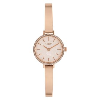 Radley Ladies' Rose Gold Plated Bracelet Watch - Product number 8140979