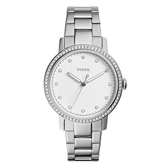 Fossil Ladies' Stainless Steel Bracelet Watch - Product number 8144672