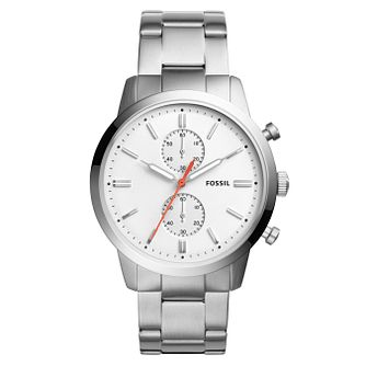 Fossil Townsman Men's Stainless Steel Bracelet Watch - Product number 8144710
