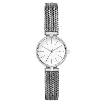 Skagen Ladies' Stainless Steel Mesh Bracelet Watch - Product number 8144796