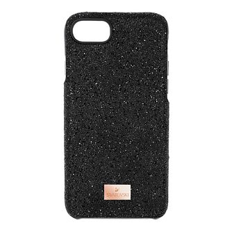 Swarovski High Black & Rose Gold Tone IPhone 7 Case - Product number 8145253