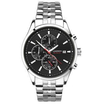 Sekonda Men's Stainless Steel Bracelet Watch - Product number 8151245