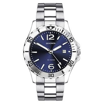 Sekonda Men's Stainless Steel Bracelet Watch - Product number 8151334