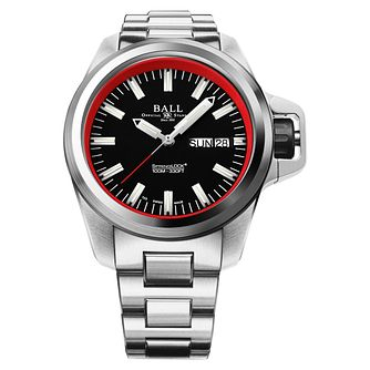 Ball Engineer Hydrocarbon Men's Stainless Steel Watch - Product number 8154155
