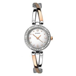 Sekonda Ladies' Two Tone Bracelet Watch - Product number 8158584