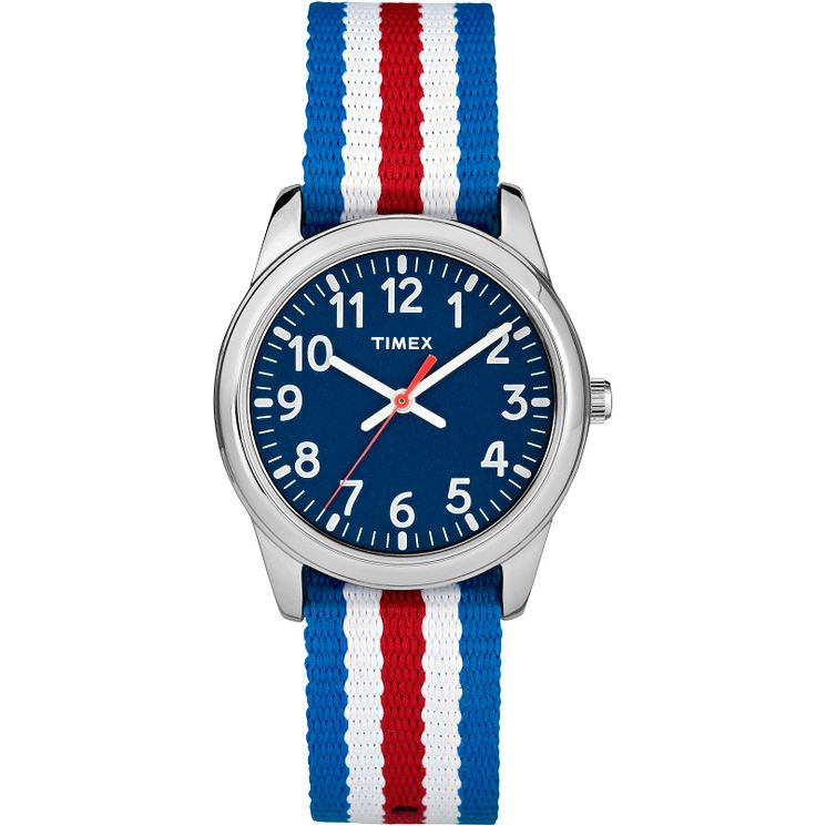 Timex Time Machines Children's Nylon Strap Watch - Product number 8163561