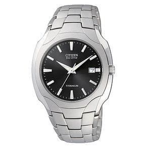 Citizen Men's Titanium Bracelet Watch - Product number 8191980