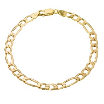 9ct Yellow Gold Figaro Chain - Product number 8192995