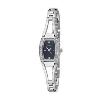 Sekonda Ladies' Stone Set Semi Bangle Watch - Product number 8193495