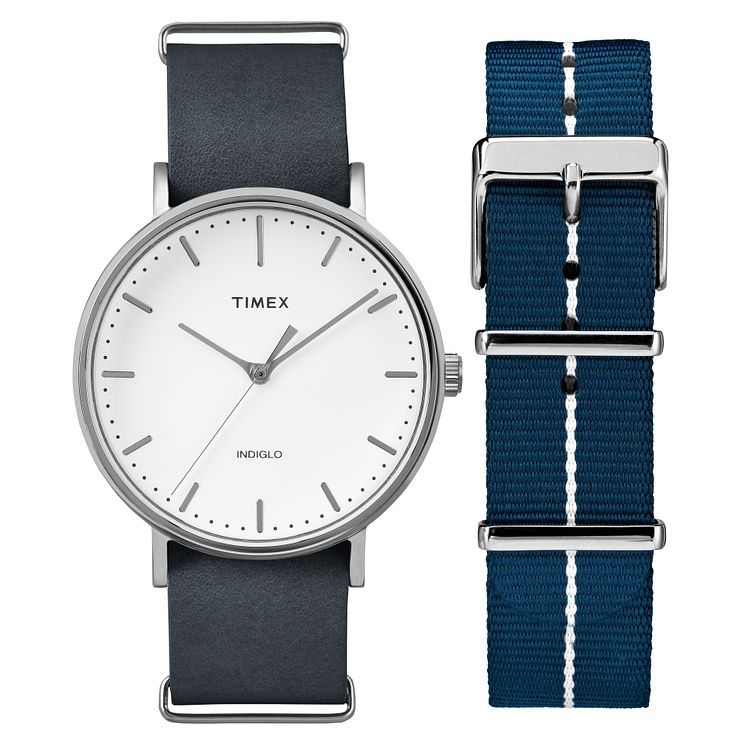 Timex Men's Multi Strap Watch Set - Product number 8193983
