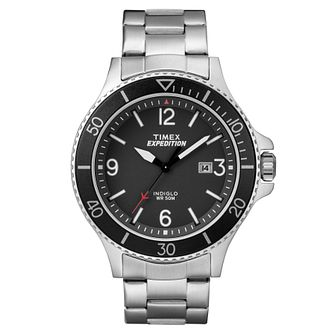 Timex Men's Expedition Ranger Stainless Steel Bracelet Watch - Product number 8195188