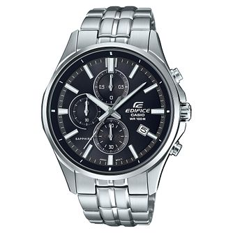 Casio Edifice Stainless Steel Bracelet Watch - Product number 8200122