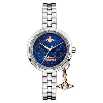 Vivienne Westwood Bow II Ladies' Stainless Steel Watch - Product number 8215901