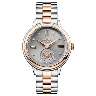 Vivienne Westwood Portobello Ladies' Two Colour Watch - Product number 8215944