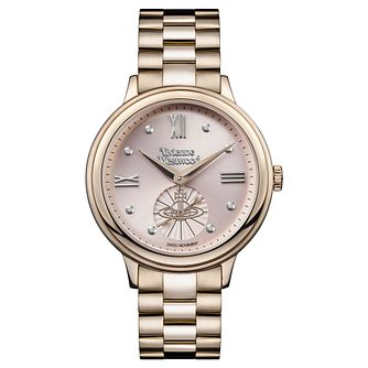 Vivienne Westwood Portobello Ladies' Stainless Steel Watch - Product number 8215952