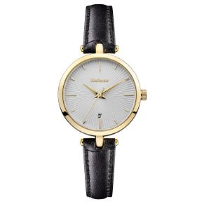 Barbour Adeline Ladies' Yellow Gold Plated Strap Watch - Product number 8216142