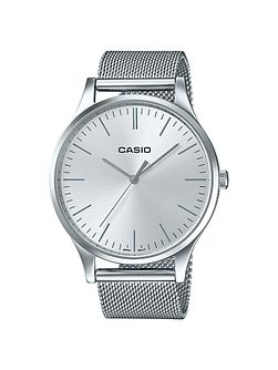 Casio Men's Stainless Steel Bracelet Watch - Product number 8216436