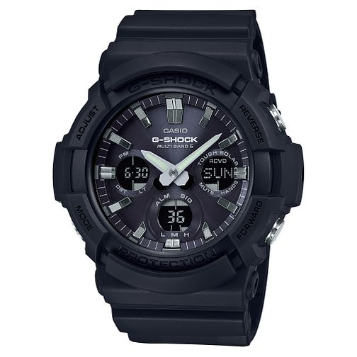 G-Shock Men's Black Resin Strap Watch - Product number 8216460