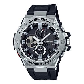 Casio G-Shock Men's Black Silicone Strap Watch - Product number 8216487