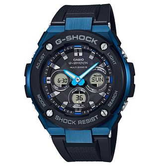 G-Shock Men's Black Rubber Strap Watch - Product number 8216517