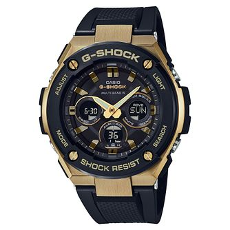 G-Shock Men's Black Rubber Strap Watch - Product number 8216525