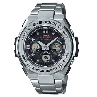 Casio G-Shock Men's Stainless Steel Bracelet Watch - Product number 8216533