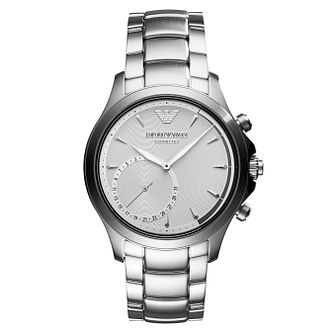 Emporio Armani Connected Men's Bracelet Hybrid Smartwatch - Product number 8217009