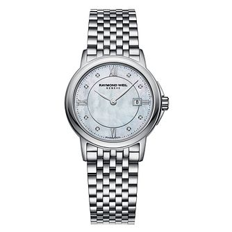 Raymond Weil Tradition Ladies' Stainless Steel Watch - Product number 8226040