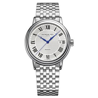 Raymond Weil Maestro Men's Stainless Steel Bracelet Watch - Product number 8226091