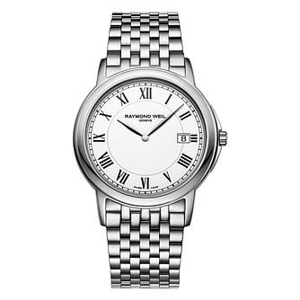 Raymond Weil Tradition Men's Stainless Steel Bracelet Watch - Product number 8226105