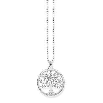 Thomas Sabo Glam & Soul Sterling Silver Tree of Love Pendant - Product number 8227284