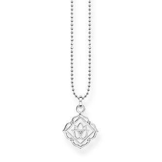 Thomas Sabo Glam & Soul Sterling Silver Root Chakra Pendant - Product number 8227322