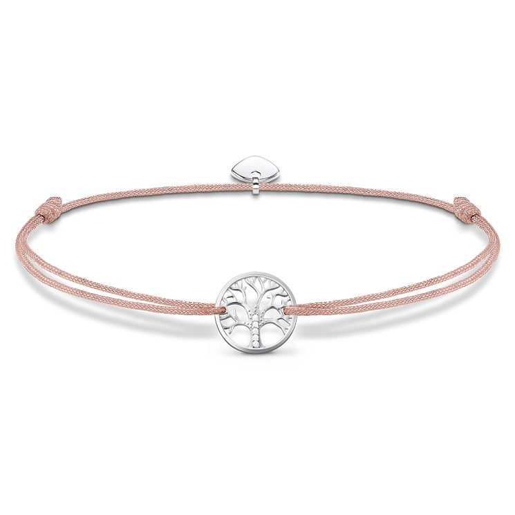 Thomas Sabo Little Secrets Silver Tree of Love Bracelet - Product number 8227543