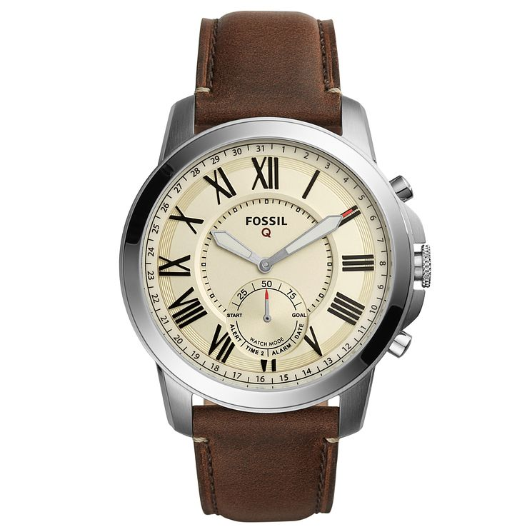 Fossil Q Grant Men's Hybrid Smartwatch - Product number 8344191
