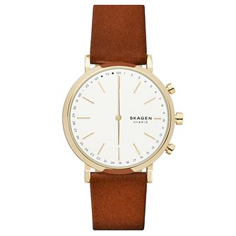 Skagen Connected Hald Ladies' Hybrid Smartwatch - Product number 8344264