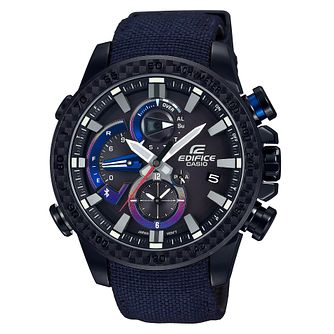 Casio Toro Rosso Limited Edition Men's Bluetooth Strap Watch - Product number 8344736