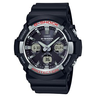 Casio G-Shock Men's Resin Black Strap Watch - Product number 8344760