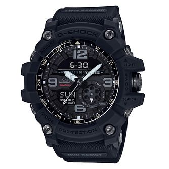 Casio Limited Edition G-Shock Mudmaster Men's Black Watch - Product number 8344779