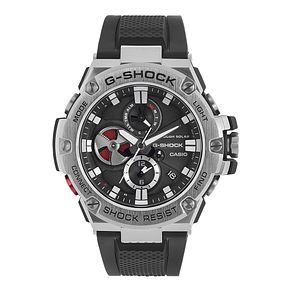 Casio G-Shock Men's Stainless Steel Black Strap Watch - Product number 8344795