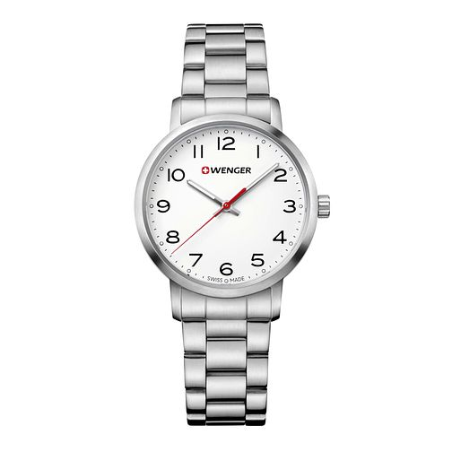 Wenger Avenue Ladies' Stainless Steel Bracelet Watch - Product number 8367647