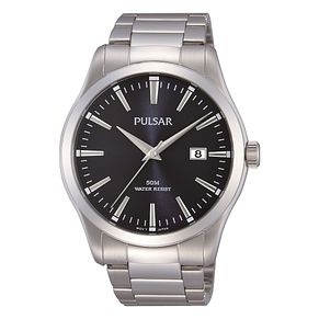 Pulsar Men's Stainless Steel Bracelet Watch - Product number 8376557